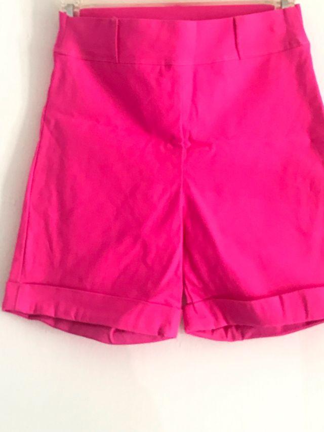 Short De Vestir Pink Second Hand For 200 Mxn In Pedregal Del
