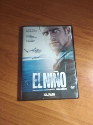DVD película El niño