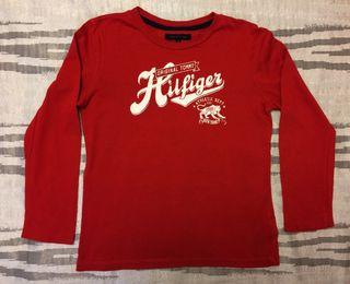 Camiseta manga larga niño talla 140 cm Tommy Hil