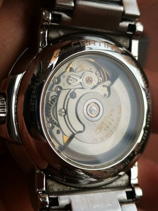 Reloj Certina Automático