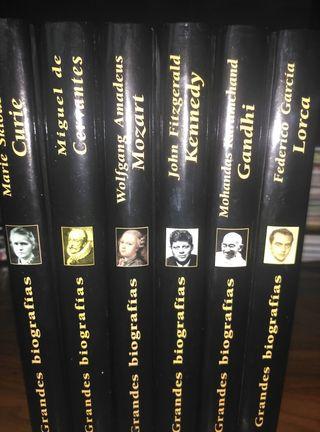 Grandes biografias