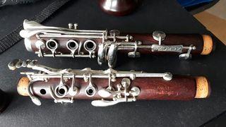 Clarinete Backun Protege.
