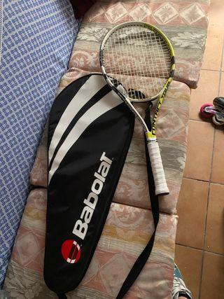 Raqueta tenis Babolat + Funda