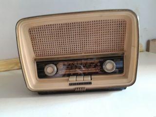 Radio antigua...