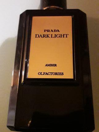 Prada Perfume Dark Light