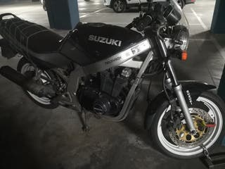 Vendo moto Suzuki GS 500 E (Leganes, Madrid)