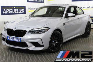 BMW M2 Coupé Competition 410cv Nacional