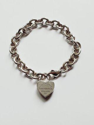 Pulsera Tiffany's & Co plata 925