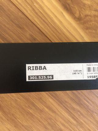 Estante IKEA Ribba
