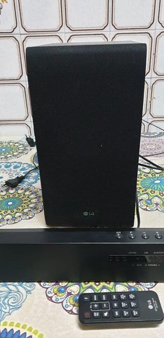 e4e7666dd2e Barra de sonido Lg de segunda mano en la provincia de Barcelona en ...