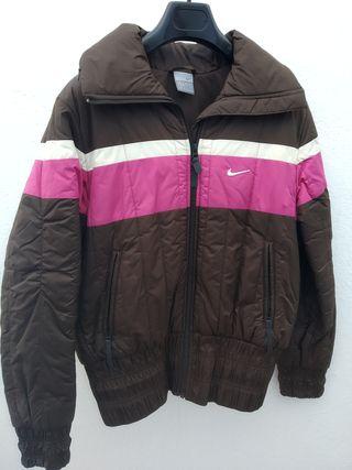 Cazadora abrigo NIKE talla M estilo retro