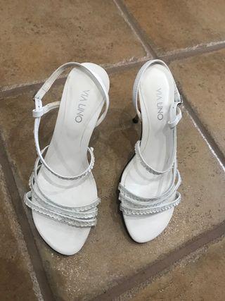 Zapatos tacon aguja 37