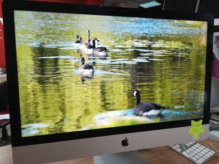 iMac 27 2013f slim i7 32GB GPU 4GB 128+1TB SSD
