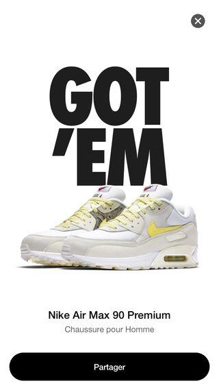 Nike AirMax 90 Side A