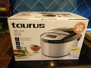 Olla programable TAURUS