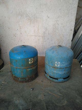 bombonas de Campín gas