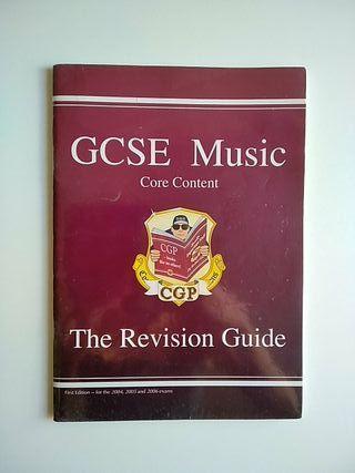 Libro música GCSE Music The revision guide