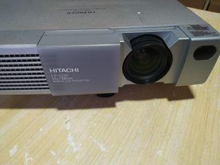 Lampara nueva + Proyector Hitachi cp-s220 averiado