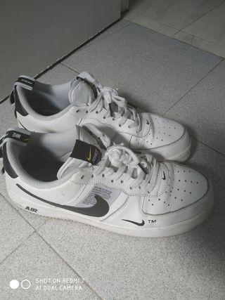 zapatillas nike air Force talla44