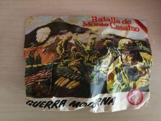 Sobre Montaplex Batalla de Monte Cassino