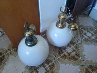 lamparas y apliques antiguos