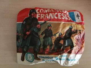 Sobre Montaplex Comandos Franceses