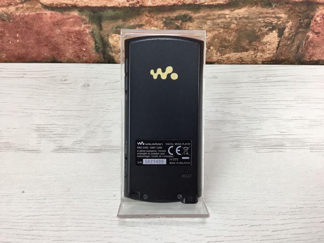 Reproductor MP4 Sony NWZ-E463