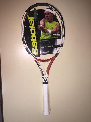 Vendo raqueta tenis babolat aero storm nueva