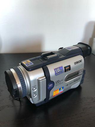 Vídeo cámara Sony DCR-TRV30E