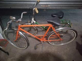 """dos bicicletas antiguas la bh 26 """""""