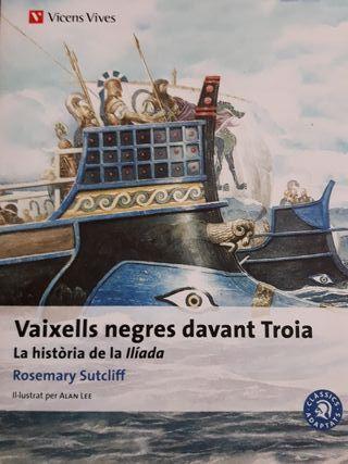 Vaixells negres davant Troia