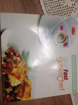 Olla robot, cocina, hace pasteles, arroces, etc