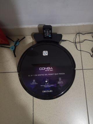 Aspiradora Conga 990