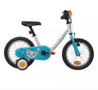 bicicleta niño 30€