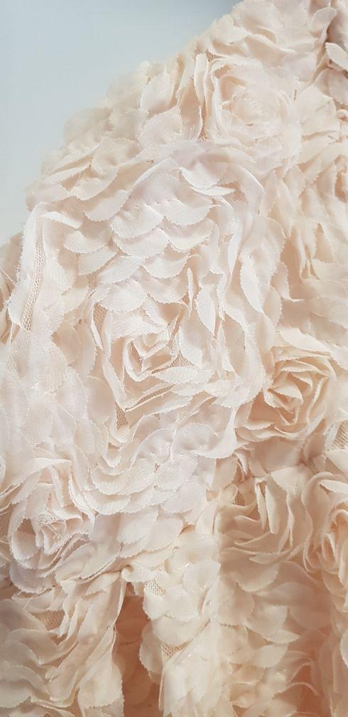vestido boda zara