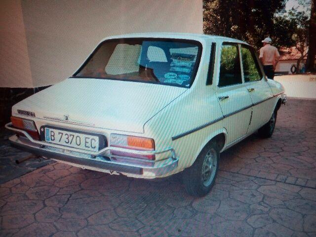 Renault R12 TS 1980