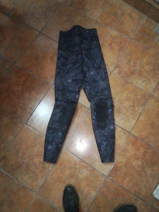 Pantalones Mares Explorer Camo Black 5 t3