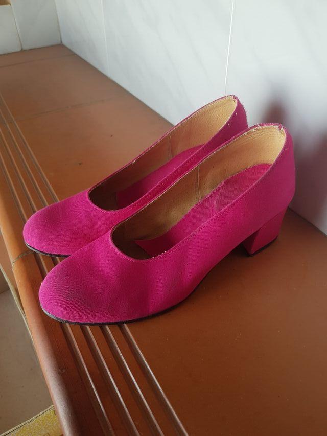 Zapatos niña baile N36
