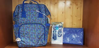 Preciosa mochila / bolso maternal TucTuc Enjoy