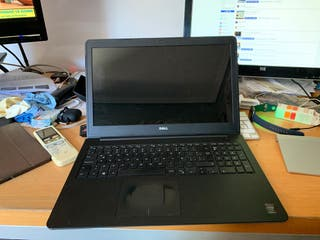 Vendo Portatil Dell inspiron i7