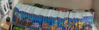 46 DVD de los Lunnis