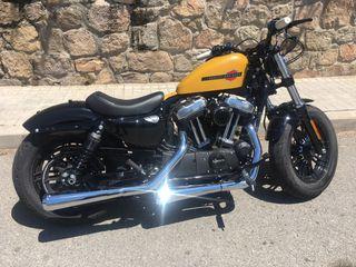 Harley Davidson Sportster Forty Eight 2019