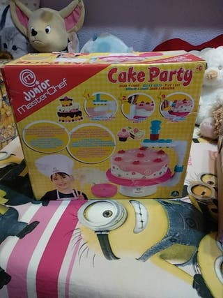 MASTER CHEF Cake Party