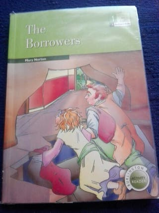 Libro lectura Ingles THE BORROWERS