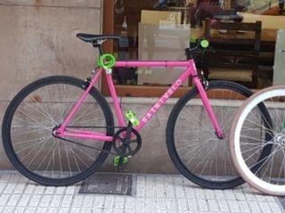 Bicicleta fixie Saintvelo