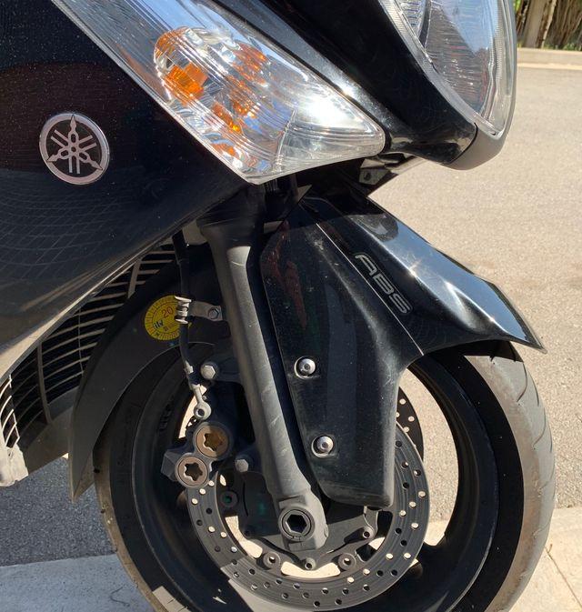 MOTO YAMAHA TMAX 500 ABS