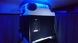 Climatizador Cube indelB aire acondicionad Portati