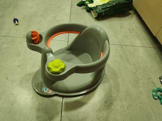 asiento baño bebé