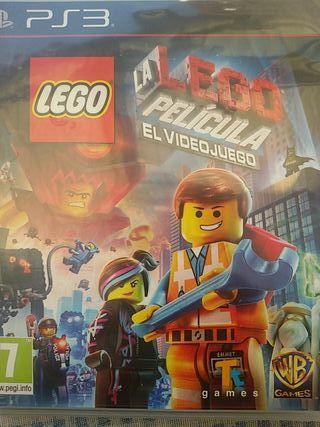 Juego PS3 La Lego Película