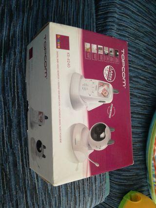 cámara vigilancia bebe